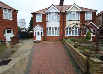 Thumbnail 3 bed semi-detached house for sale in St Aubyns Road, Ipswich