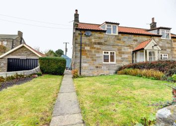 Thumbnail 2 bed cottage to rent in Main Road, Aislaby, Whitby