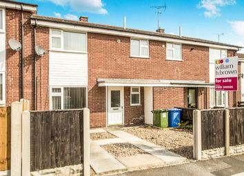 Thumbnail 3 bedroom terraced house for sale in Tenby Grove, Worksop