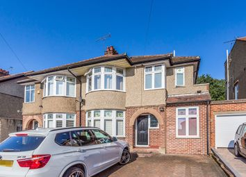 Thumbnail 4 bed semi-detached house to rent in Walnut Way, Buckhurst Hill