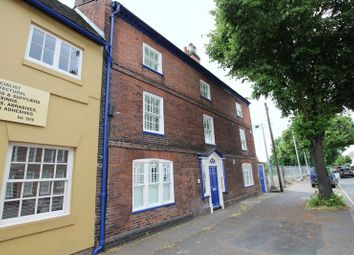 Thumbnail 2 bed flat to rent in Horninglow Street, Burton-On-Trent