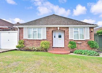 Thumbnail 3 bed detached bungalow for sale in Nursery Hill, Shamley Green, Guildford, Surrey