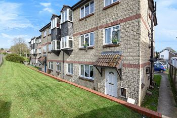 Thumbnail 1 bed flat for sale in Imberwood Close, Warminster, Wiltshire