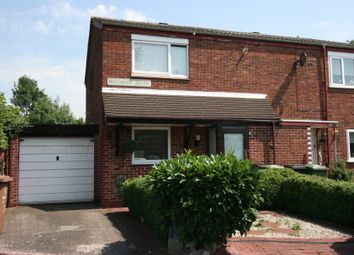 Thumbnail 2 bedroom semi-detached house for sale in Hogarth Close, Willenhall