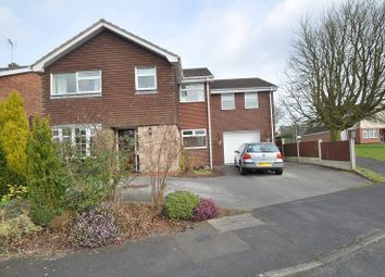 Thumbnail 5 bed detached house to rent in Fairbanks Walk, Swynnerton, Stone, Staffordshire
