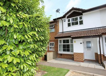 Thumbnail 2 bed terraced house to rent in Harvard Close, Woodley, Reading