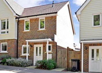 Thumbnail 2 bed semi-detached house for sale in Knox Road, Haywards Heath, West Sussex