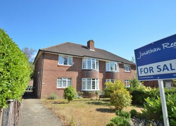 Thumbnail 2 bed flat for sale in Kingsway, Chandler's Ford, Eastleigh