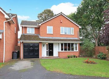 Thumbnail 4 bedroom detached house for sale in 17 Leeses Close, Shawbirch, Telford