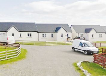 Thumbnail 3 bed semi-detached house for sale in 4, Pier View, The Anchorage, Scarnich, Isle Of Tiree PA776Ab