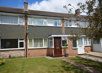 Thumbnail 3 bed terraced house for sale in Spinney Close, Broadfields, Exeter