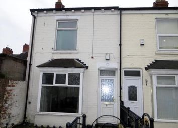 Thumbnail 2 bedroom end terrace house to rent in Churchill Avenue, De La Pole Avenue, Hull