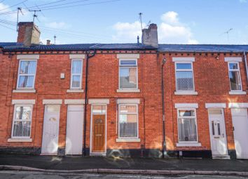 Thumbnail 2 bed terraced house for sale in Walter Street, Derby