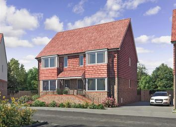 Thumbnail 3 bed semi-detached house for sale in Lucas Close, Queenborough, Sheerness, Kent