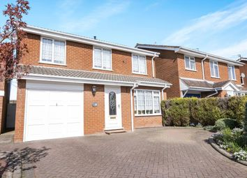 Thumbnail 4 bed detached house for sale in Athelstan Grove, Perton, Wolverhampton