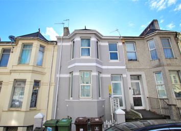 Thumbnail 3 bed terraced house for sale in Ashford Road, Mutley, Plymouth, Devon