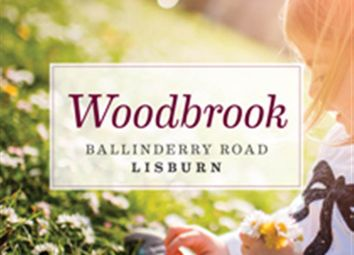 Thumbnail 2 bed detached house for sale in Brokerstown Village, Lisburn