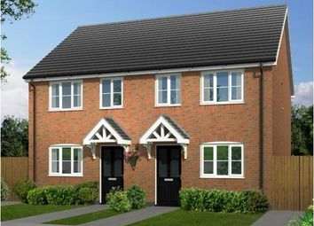 Thumbnail 2 bedroom end terrace house for sale in Humberston Meadows, Humberston Avenue, Humberston, Lincolnshire