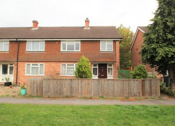 Thumbnail 3 bed end terrace house to rent in The Bevers, Mortimer