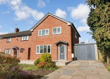 Thumbnail 3 bed semi-detached house for sale in Springfield Road, Sutton Coldfield
