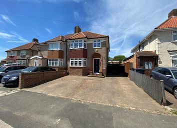 Thumbnail 4 bed semi-detached house for sale in Laughton Road, Northolt