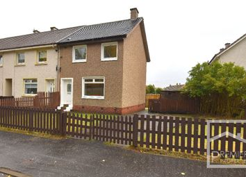 Thumbnail 2 bed end terrace house for sale in Myrtle Road, Uddingston, Glasgow