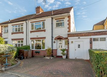 Thumbnail 3 bed semi-detached house to rent in St. Michaels Crescent, Pinner