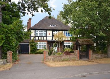 Thumbnail 6 bed detached house for sale in Ember Lane, Esher