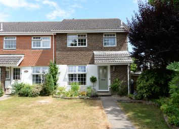 Thumbnail 3 bed end terrace house for sale in The Martells, Barton On Sea, New Milton