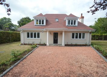 Thumbnail 3 bed detached house to rent in Deeside Court, The Parade, Parkgate, Neston