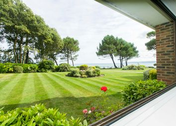 Thumbnail 3 bedroom flat for sale in Branksome Towers, Branksome Park, Poole, Dorset