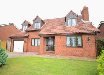 Thumbnail 5 bed detached house for sale in Parklands Court, Seaham