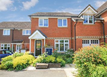 Thumbnail 3 bed terraced house for sale in Quob Farm Close, West End, Southampton