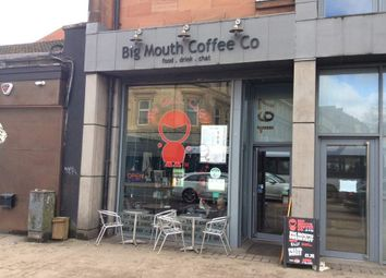 Thumbnail Restaurant/cafe for sale in Big Mouth Cafe, Glasgow