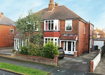 Thumbnail 4 bed semi-detached house for sale in Beech Avenue, Willerby, Hull