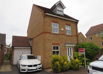 Thumbnail 4 bed detached house for sale in Loxdale Sidings, Bilston