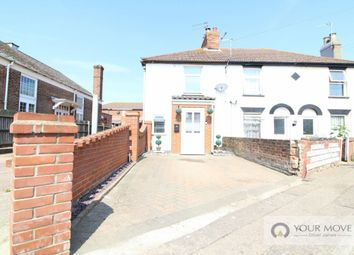 Thumbnail 2 bed terraced house for sale in Lady Haven Road, Great Yarmouth