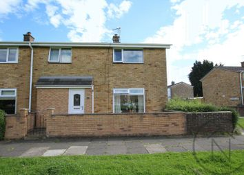 Thumbnail 3 bed end terrace house for sale in Kemble Green South, Newton Aycliffe