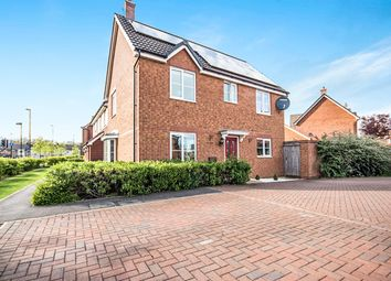 Thumbnail 3 bed detached house for sale in Shropshire Drive, Coventry