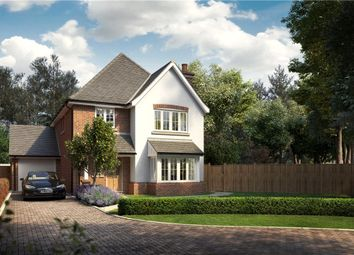 Thumbnail 4 bed detached house for sale in Victoria Place, Crowthorne, Berkshire