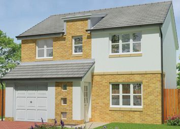Thumbnail 4 bed detached house for sale in Rosebank Development, Dunipace, Falkirk