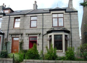Thumbnail 3 bedroom semi-detached house to rent in Abergeldie Terrace, Aberdeen