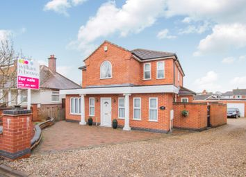 3 bed detached house for sale in Welford Road, Wigston LE18