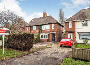 Thumbnail 3 bed semi-detached house for sale in Bye Pass Road, Beeston, Nottingham