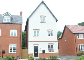 Thumbnail 2 bedroom detached house to rent in Highfields, Dog Lane, Nether Whitacre, Coleshill, Birmingham