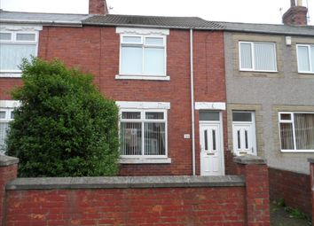 Thumbnail 3 bed terraced house to rent in Woodhorn Road, Ashington