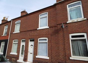 Thumbnail 2 bedroom terraced house to rent in St Johns Road, Balby, Doncaster