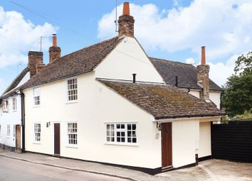 Thumbnail 4 bedroom end terrace house for sale in Braughing, Nr Ware, Herts