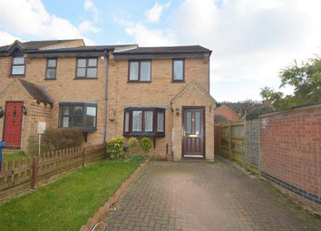 Thumbnail 3 bed end terrace house for sale in Dengaine Close, Papworth Everard, Cambridge