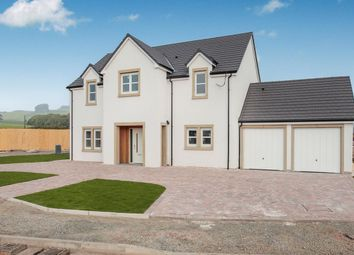 Thumbnail 4 bed detached house for sale in Ottersburn Way, Crocketford, Dumfries